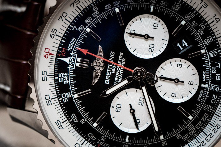 Breitling Navitimer 01 With 46 mm Case